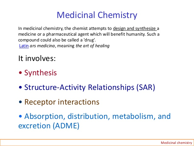 Permalink to:Medicinal Chemistry for Biotechnology